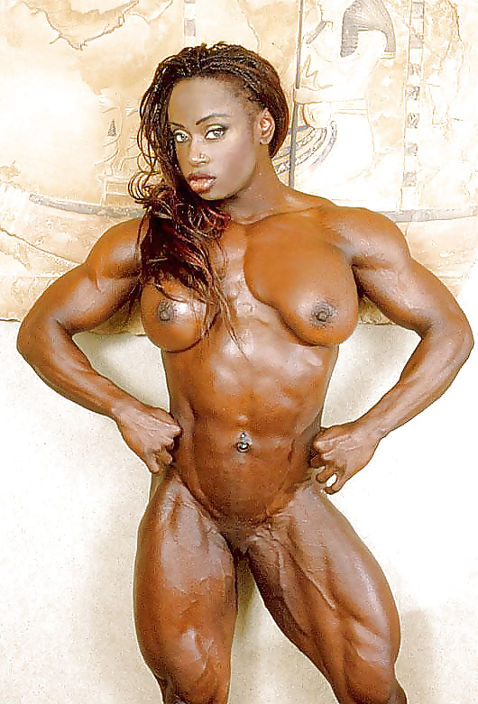 nude body builder pussy