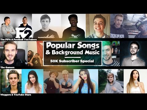 popular background music for youtube videos download